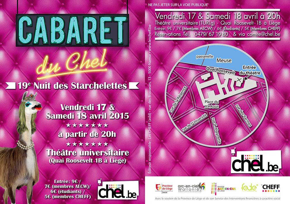Cabaret CHEL 2015